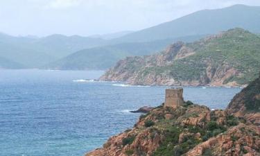 Hôtels dans cette région: Corse du Sud