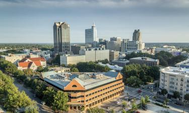 Hotels in Raleigh-Durham Metropolitan Area