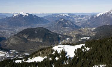 Séjours au ski dans cette région: Le Grand Massif
