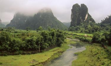 Resorts in Hoa Binh