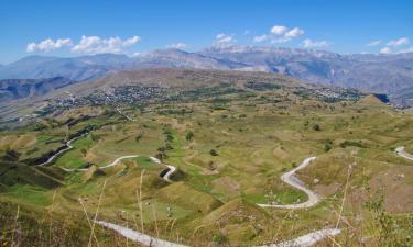 Отели в регионе Дагестан