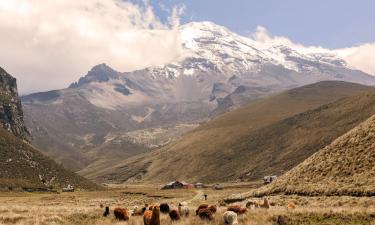 Hotéis em: Chimborazo Province