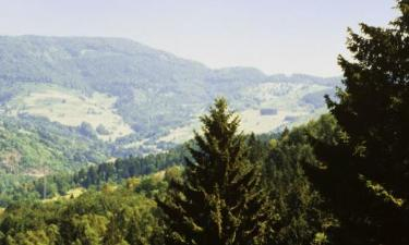 Self-Catering Accommodations in Vosges