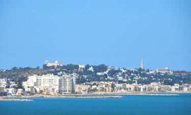 Отели в регионе Grand Tunis