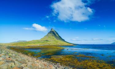 Hótel á svæðinu Snæfellsnes