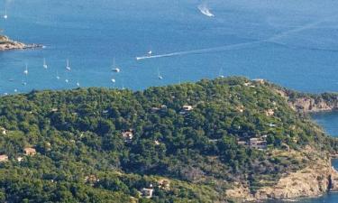Hôtels dans cette région: Bouches-du-Rhône