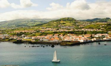 Guest Houses on Faial