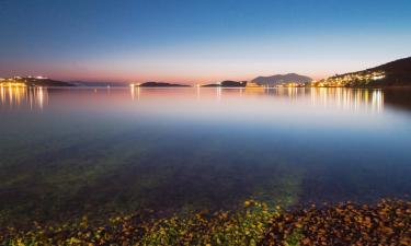 Апартаменты/квартиры на острове Salamina