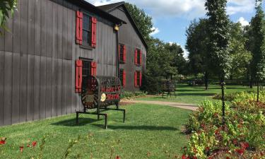 Hotels in Bourbon Trail Kentucky