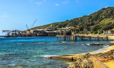 Hotéis em: Christmas Island