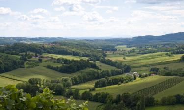 Golfhotels in der Region Thermen- und Vulkanland Steiermark