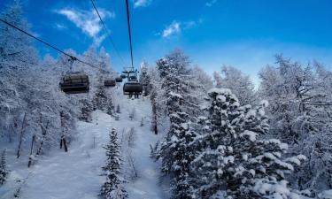 Séjours au ski dans cette région: Espace Killy