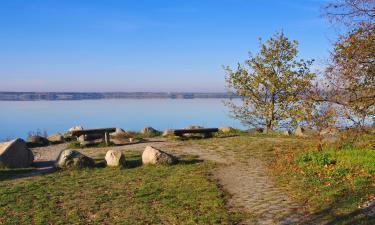 Hotels in der Region Lausitzer Seenland