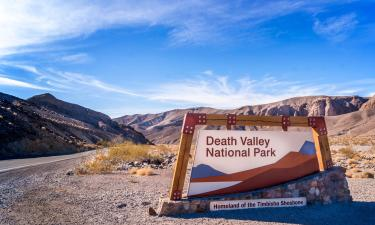 Pet-Friendly Hotels in Death Valley National Park