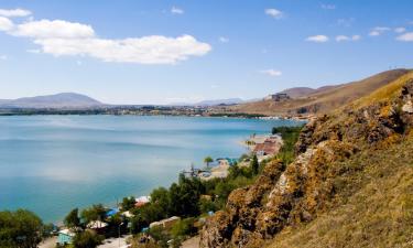 Hotels in Sevan Lake