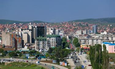 Hotels in Pristina County