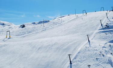 Hotéis em: Mavrovo Ski