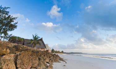 Hotels in Mombasa North Coast