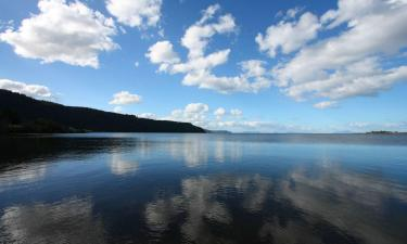 Hotels in Lake Taupo