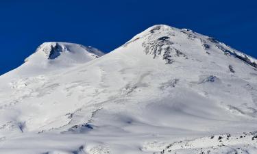 Apartments in Elbrus Ski