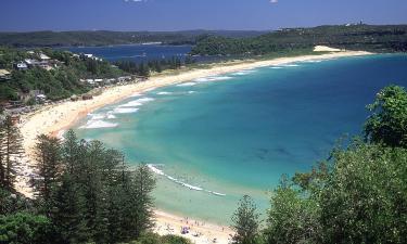 Hotéis em: Sydney Northern Beaches
