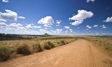 Hotéis em: Outback Queensland