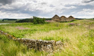 Hotels in Northumberland National Park