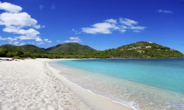 Hotels with Parking on Tortola