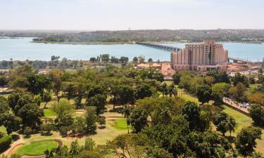 Hotels in Bamako