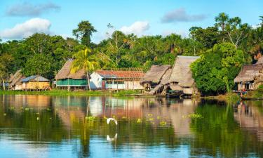 Hotels in Iquitos Jungle