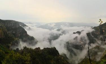 Отели в регионе Copper Canyon