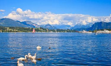 Hotels in Lake Lucerne