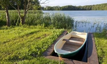 Hotels in der Region Mecklenburgische Seenplatte