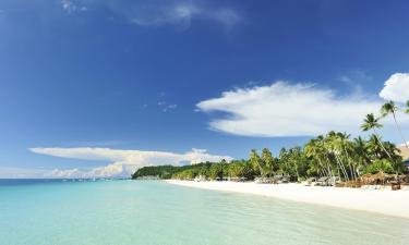 Resorts on Boracay Island