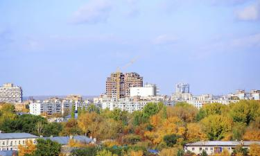 Hotels in Samara Region