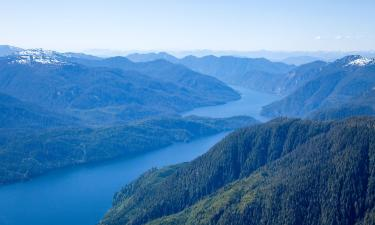 Hotels in Northern British Columbia