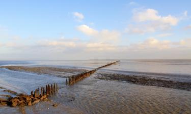 Beach Hotels in West Frisian Islands