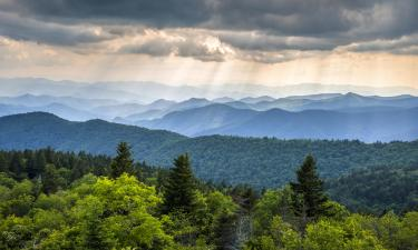 Hotels in der Region Great Smoky Mountains National Park
