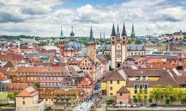 Hotels in der Region Franken
