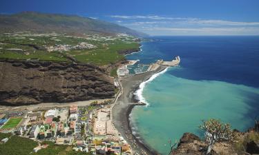 Hoteles en La Palma (isla)