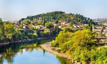 Отели в регионе Община Подгорица