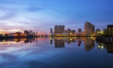 Hotels in Greater Manchester