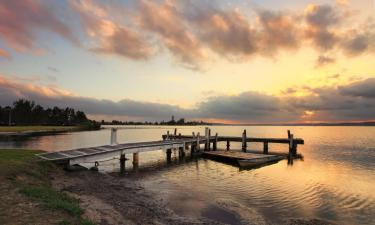 Hotéis em: Lake Macquarie