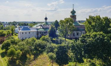 Hotels in Yaroslavl Region