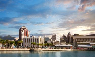 Hotels in Mauritius North Coast