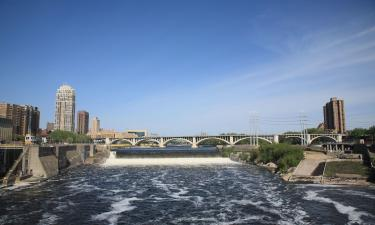 Hotels in Twin Cities