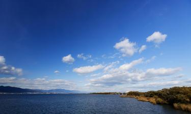 Hotels in Lake Biwa