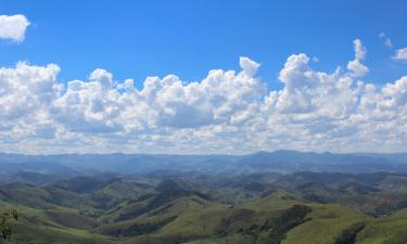 Hotels in Mantiqueira Mountains