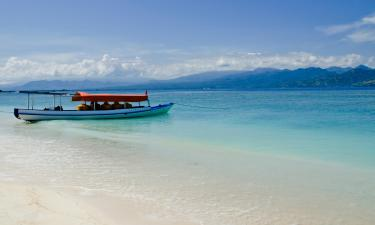 Luxury Hotels in Gili Islands