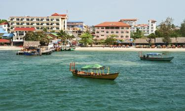 Family Hotels in Preah Sihanouk Province